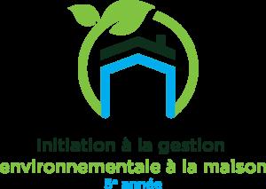 Symbole qui représente une maison et l'environnement