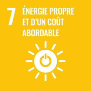 Énergie propre et d'un coût abordable